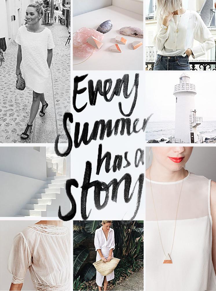 Frija Hvid - Shade of white